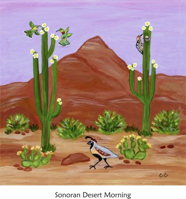 Sonoran Desert Morning